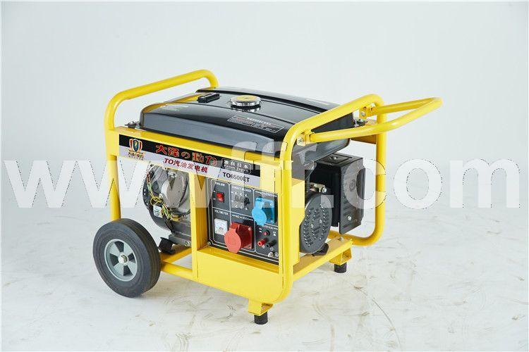 三相小型汽油发电机