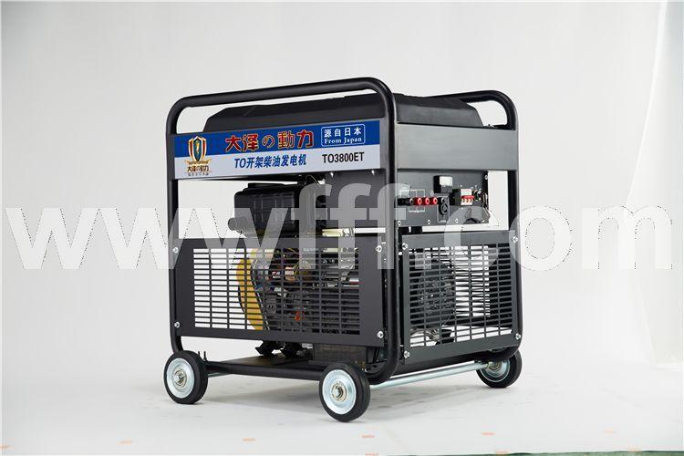 5kw三相柴油发电机