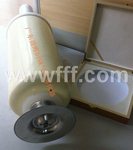 涂装设备雾化器静电高速旋碟雾化盘DISK喷漆盘