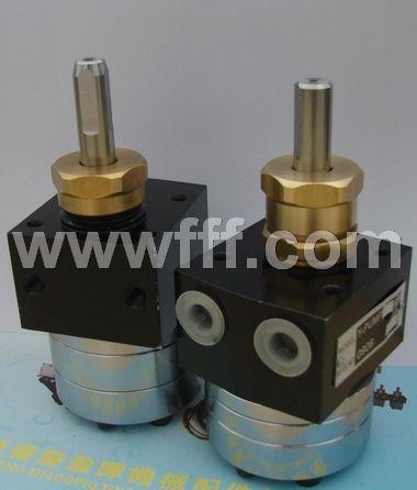 圆形油漆齿轮泵5cc齿轮泵
