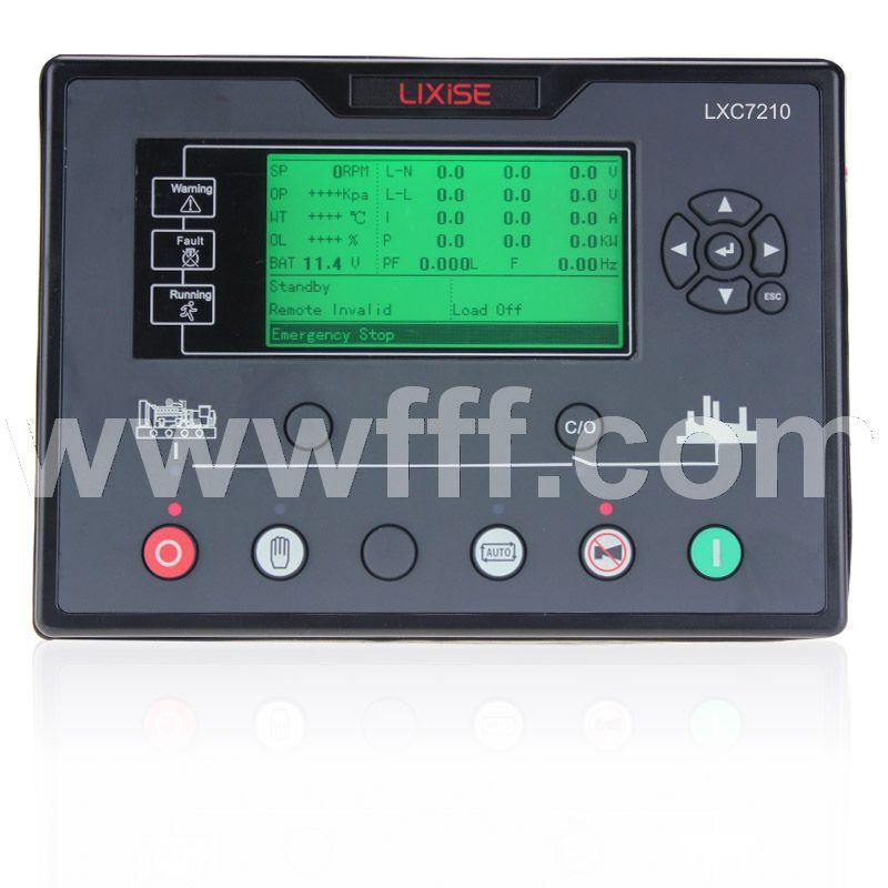 LXC7210柴油发电机控制器