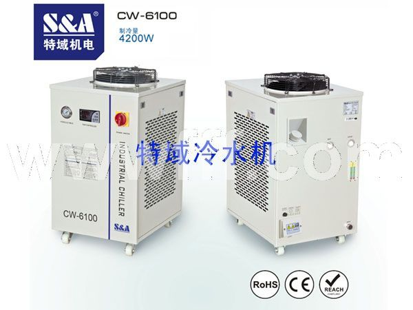 UVLED视觉检测光源专用水冷机 特域S&A厂家