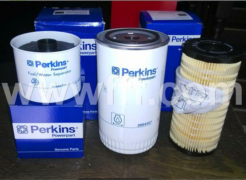 Perkins珀金斯机油滤清器2654407