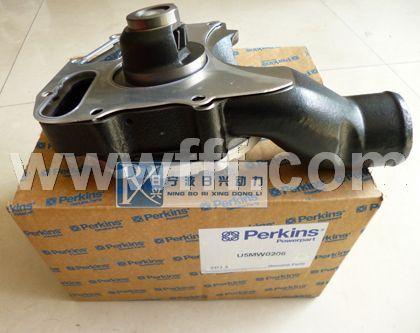 perkins珀金斯发动机U5MW0206水泵总成