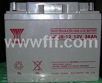 保定进口汤浅蓄电池NP65-12,12V65AH